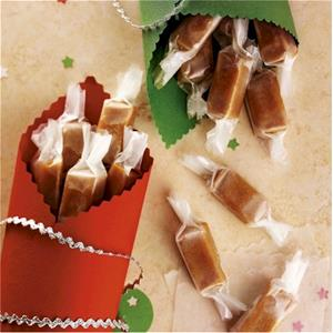 spice apple caramels