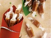Spiced Apple Caramels