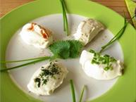 middle eastern yogurt cheese