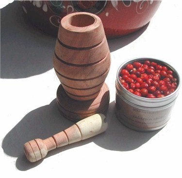 chiltepin chile grinder