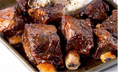 slow cooker beer ribs