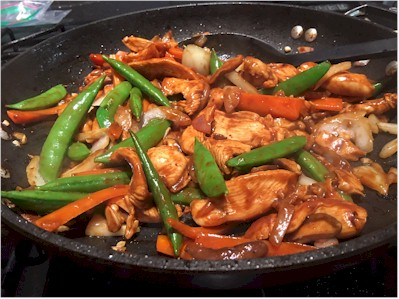 Easy Chicken Stir Fry Recipe Gourmetsleuth
