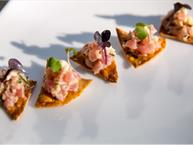 Gingered Ahi Tartar
