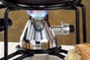 Butane Fondue Burner Unit