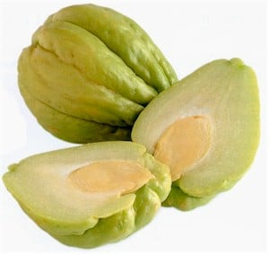 Learn About Chayote Squash Article Gourmetsleuth