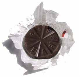 mexican chocolate disc