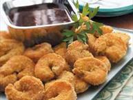 Breaded Curry Shrimp