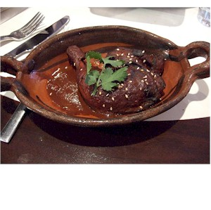 Image of Mole Poblano With Chicken, Gourmet Sleuth