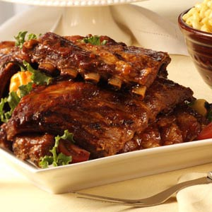 Image of Ribs With A Kick, Gourmet Sleuth