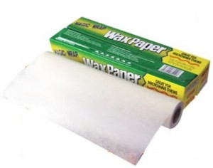 Wax Paper Substitutes Ingredients Equivalents