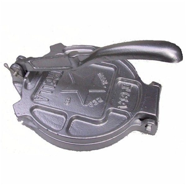 "tortilla press 7.5"" cast iron"